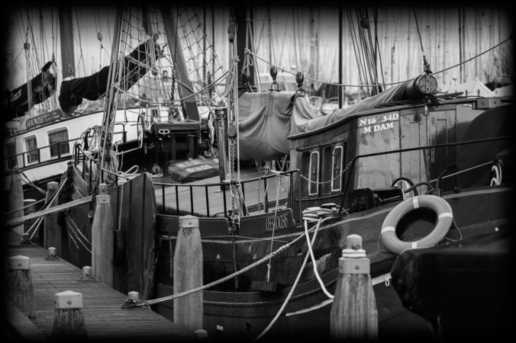 Monnickendam Harbour