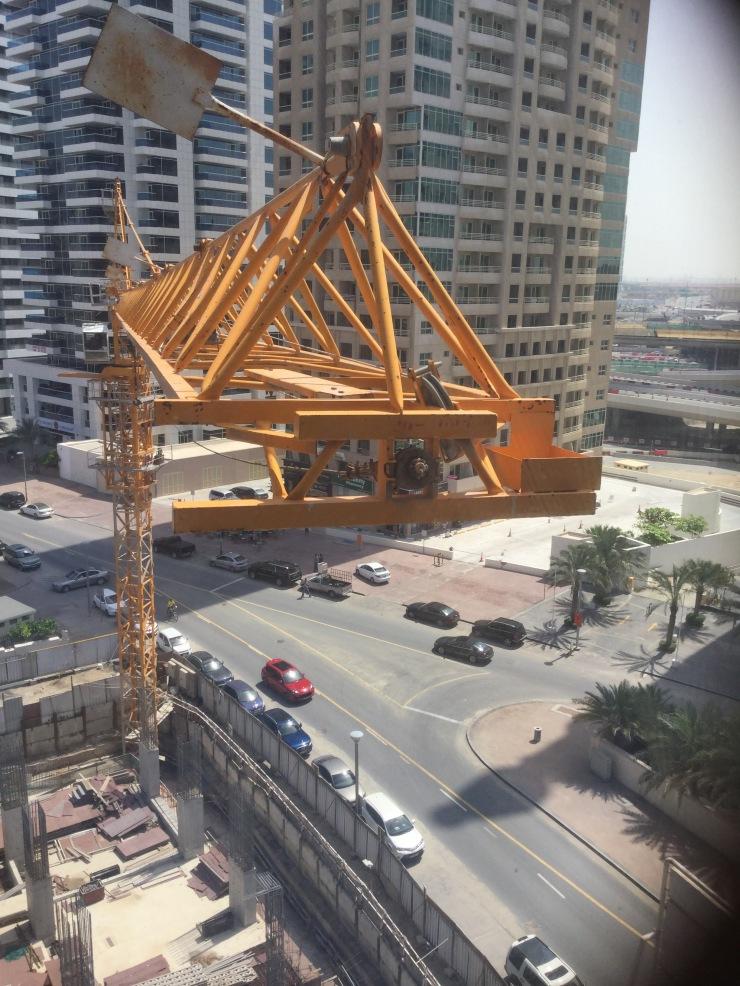 Crane - Dubai