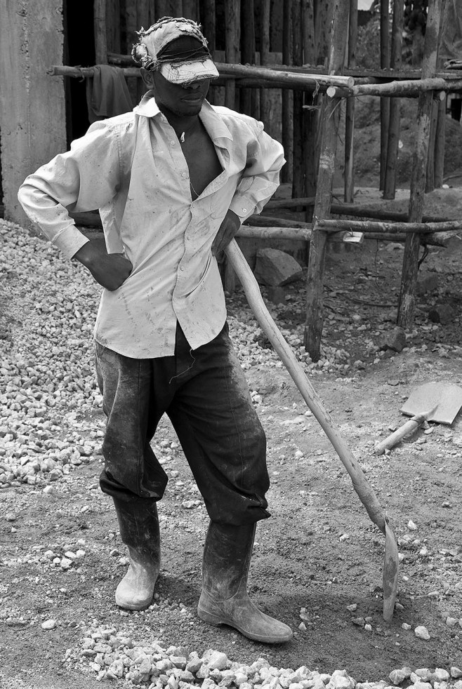 The Builder by The Photo Nomad