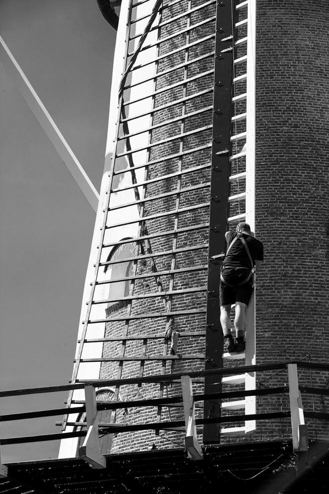 The Windmill Fixer