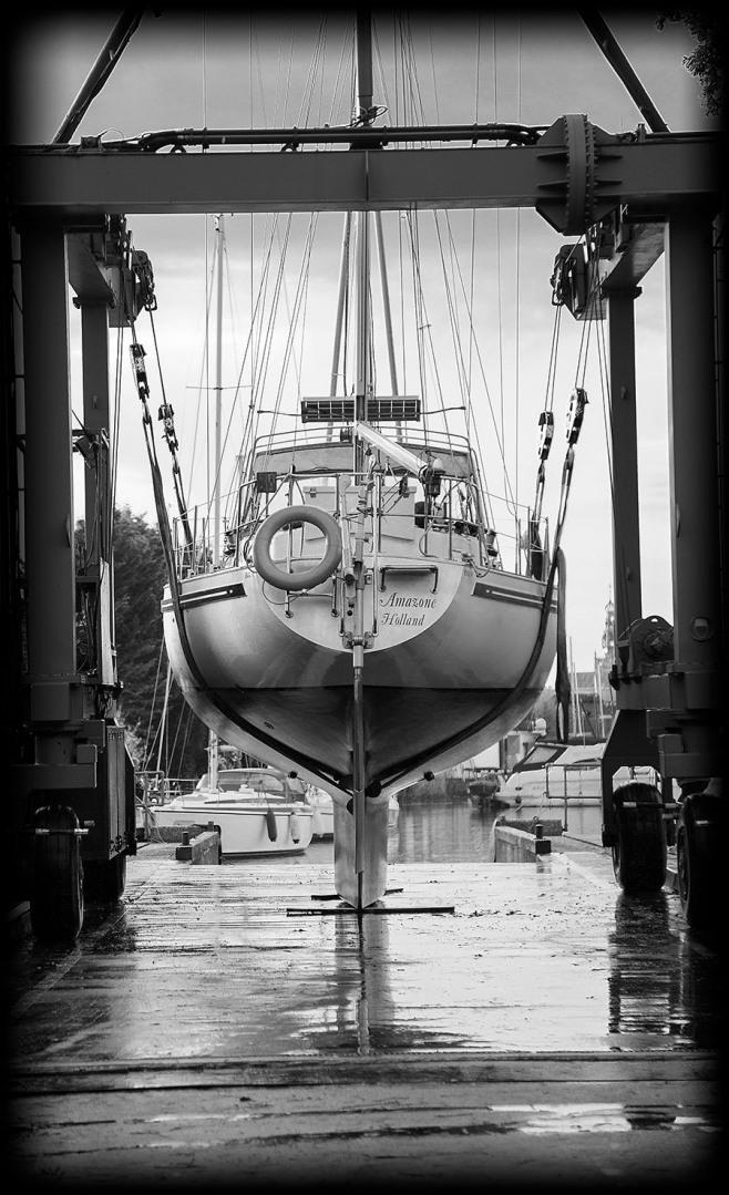 Yacht Hoist