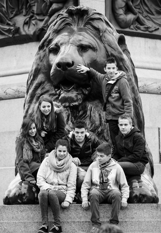 The Lion Tamers