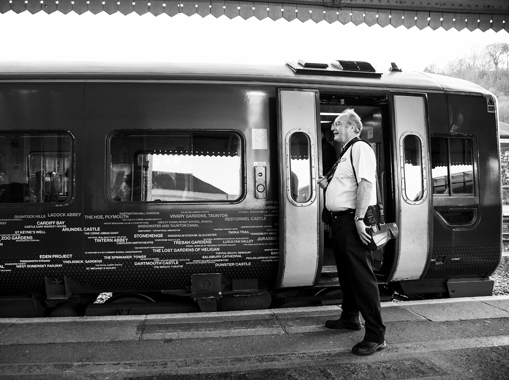 The Ticket Collector