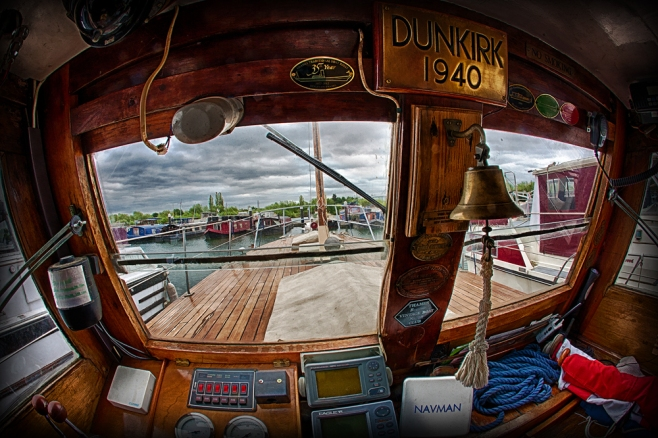 The Dunkirk Small Boat