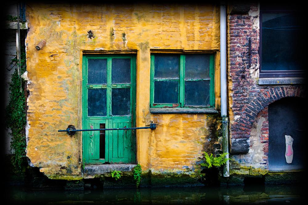 The Door and Window