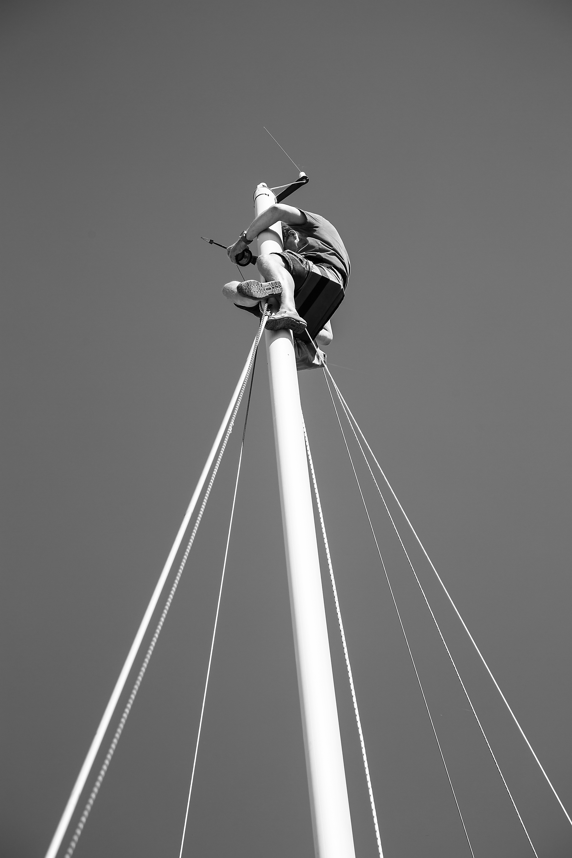 The Man Aloft