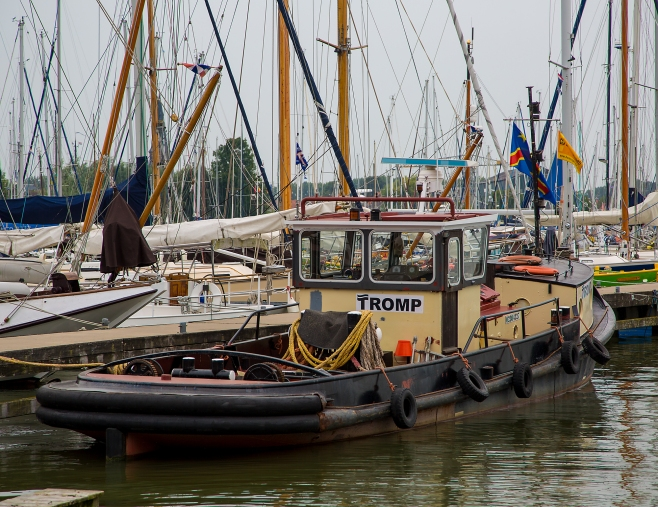 The Dutch Tug Tromp
