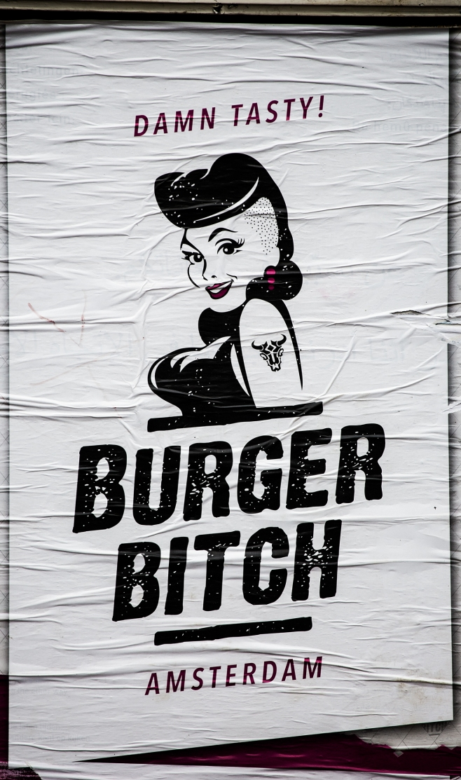 The Burger Bitch