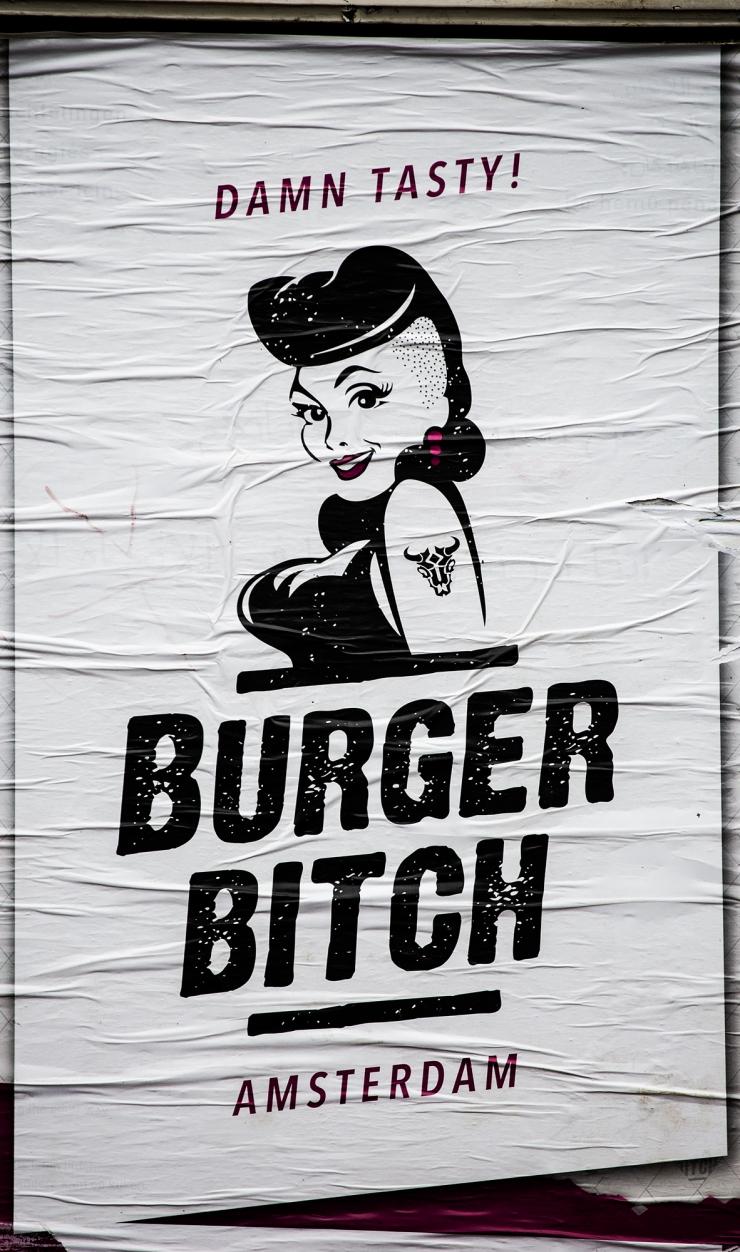 The Burger Bitch