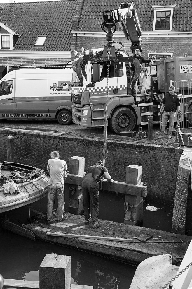 The Lock Gate Fixers