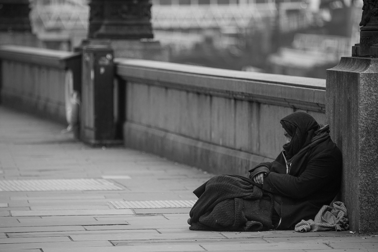 The Rough Sleeper