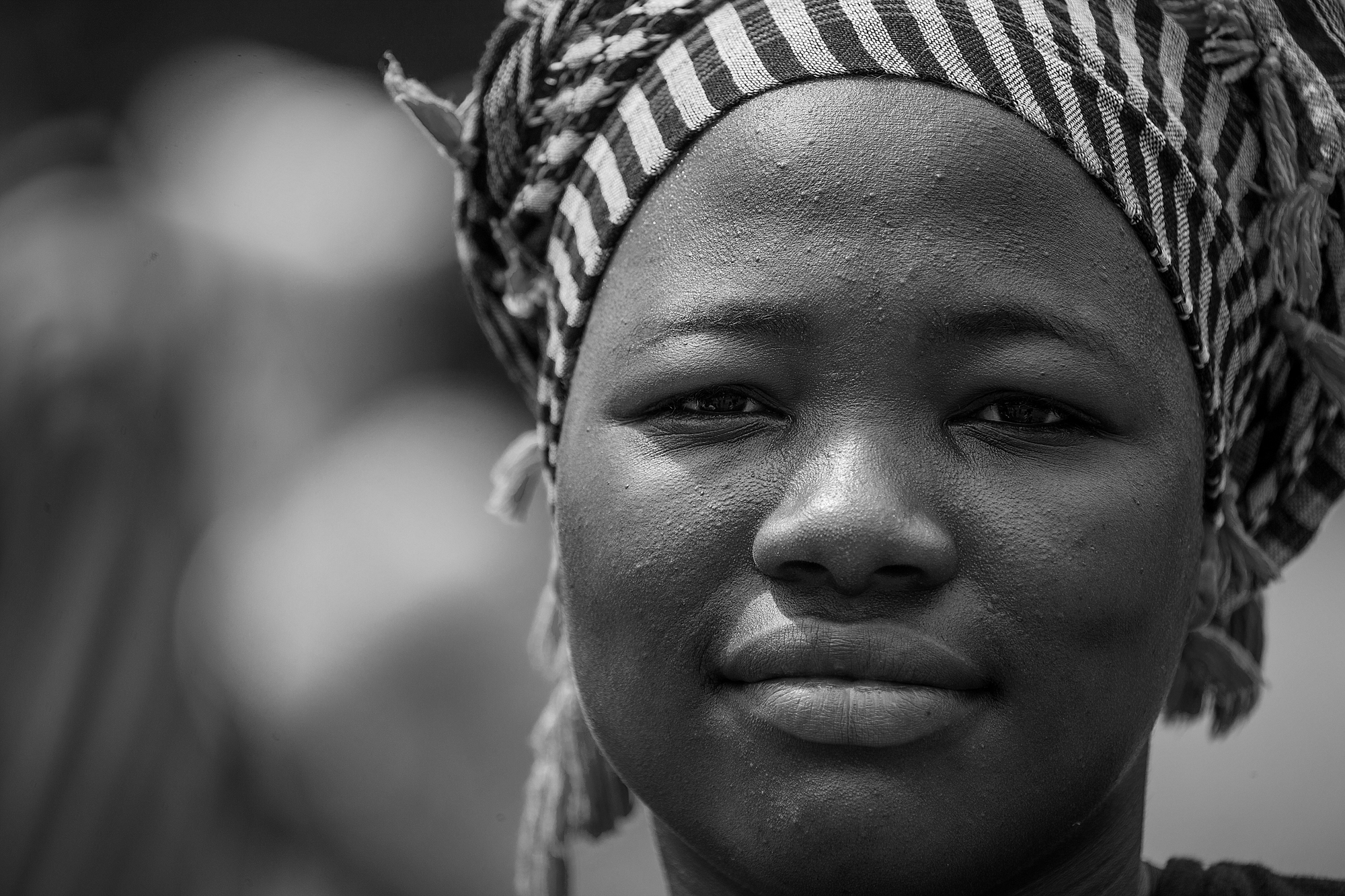 The African Woman