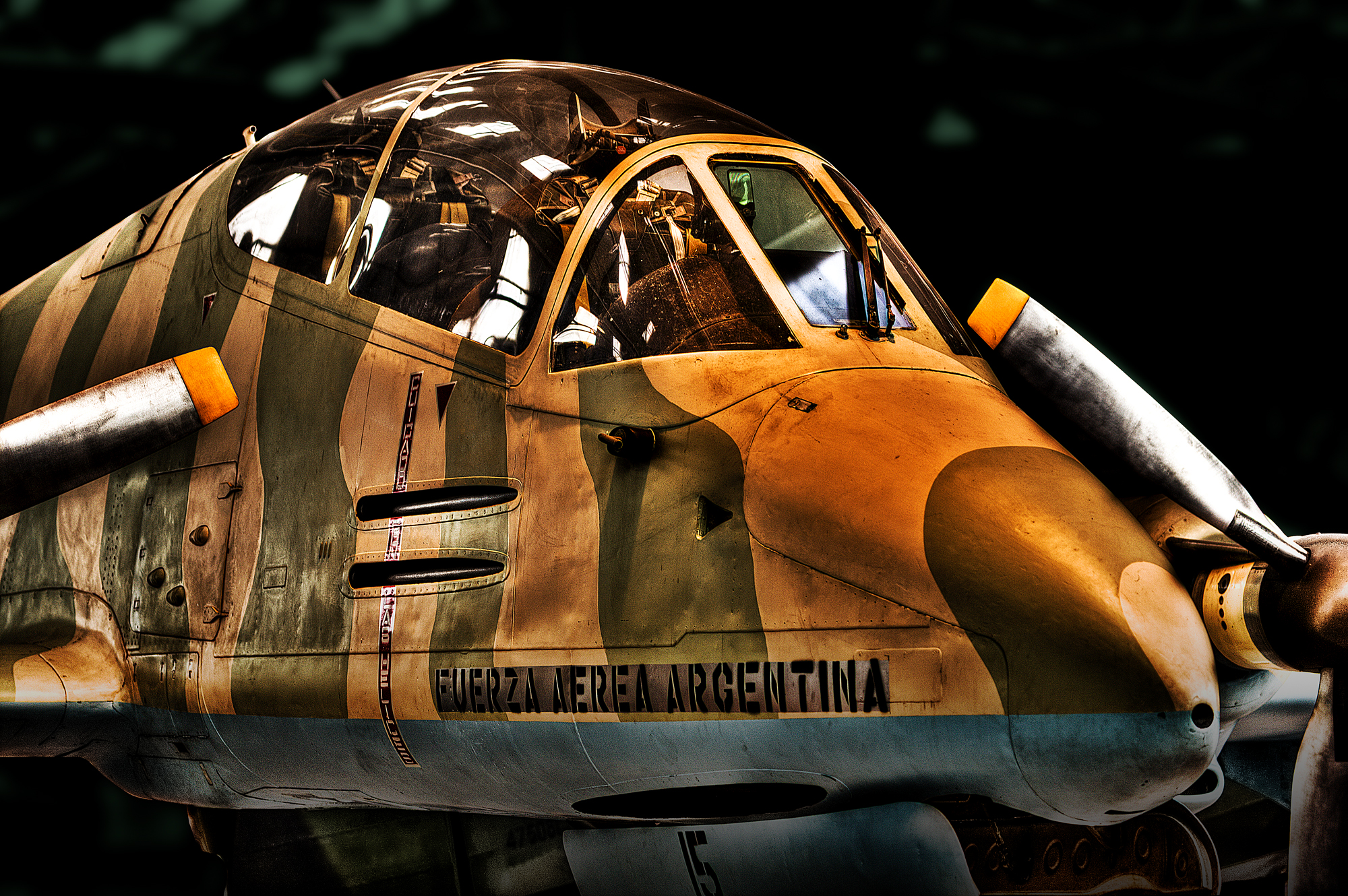 The Argentinian Aircraft
