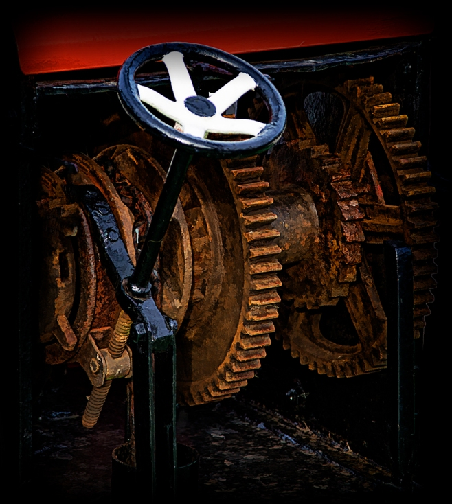 The Rusty Gears