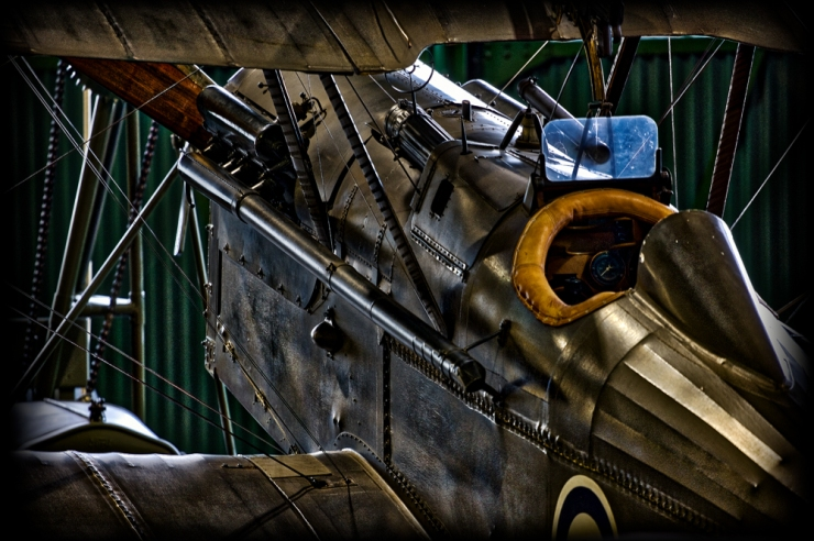 The World War 1 Fighter Aircraft