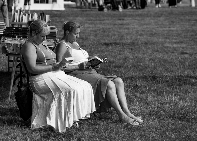 The Reading Ladies