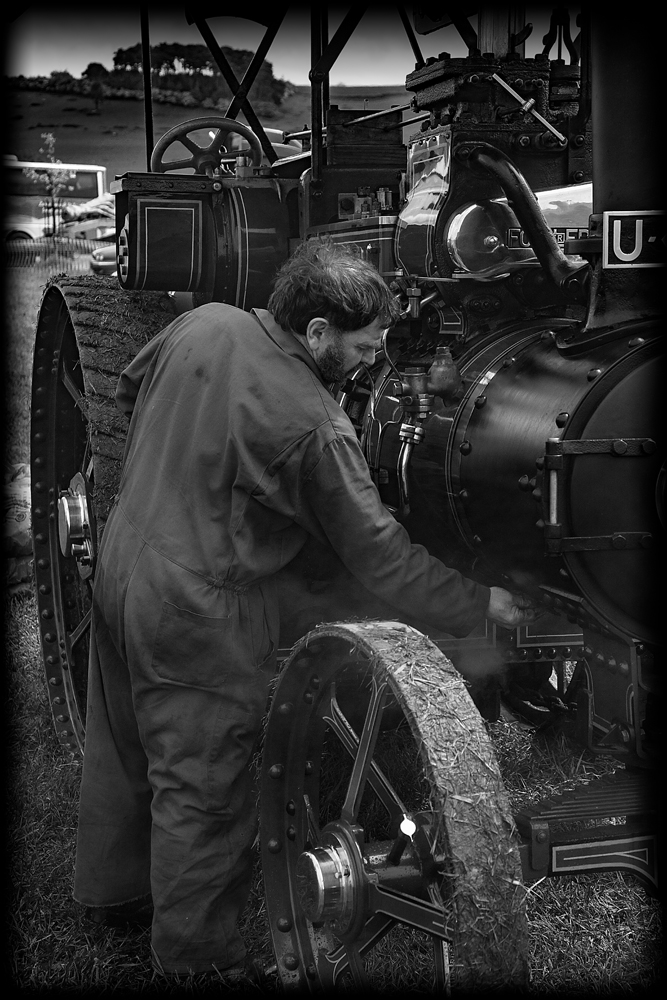 The Steam Engineer