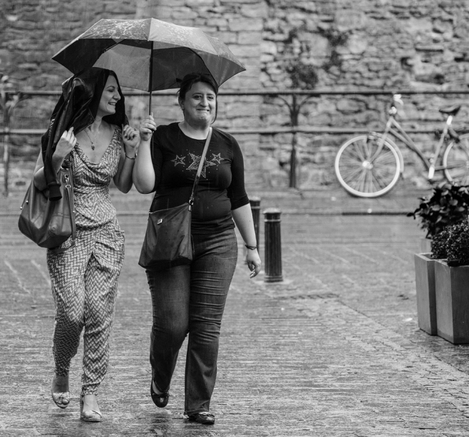 The Rain Walkers