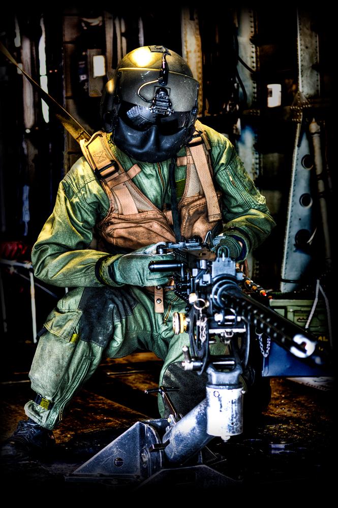 The Air Gunner (be afraid!)