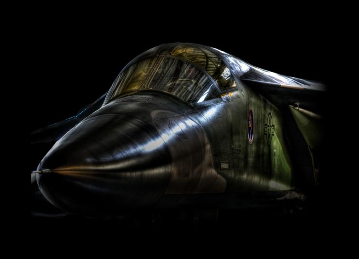 The USAF Fast Jet...