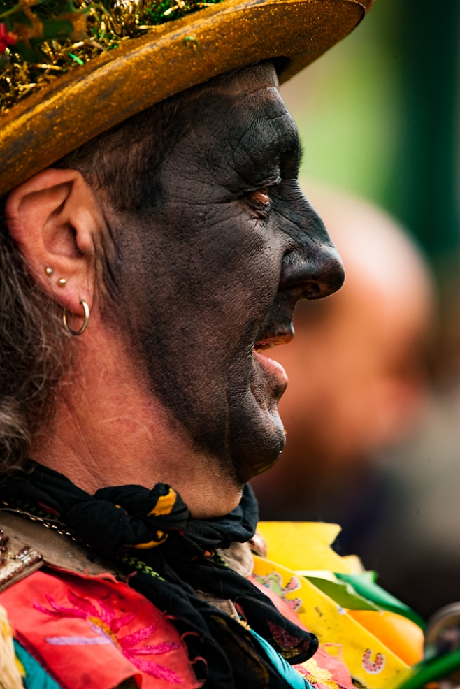 The Morris Dancer (2)