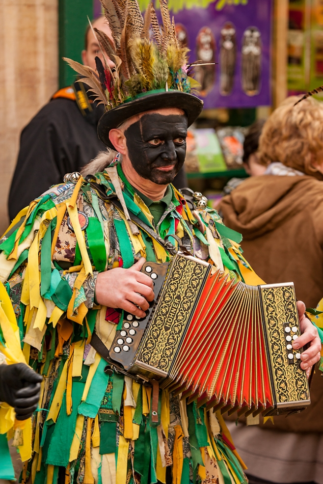 The Morris Dancer
