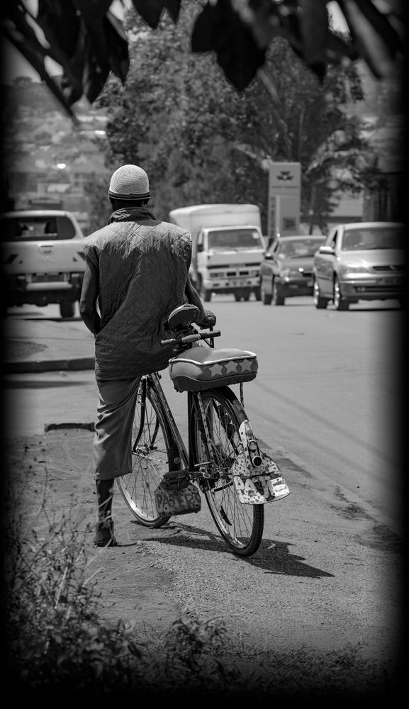 The Taxi Bike