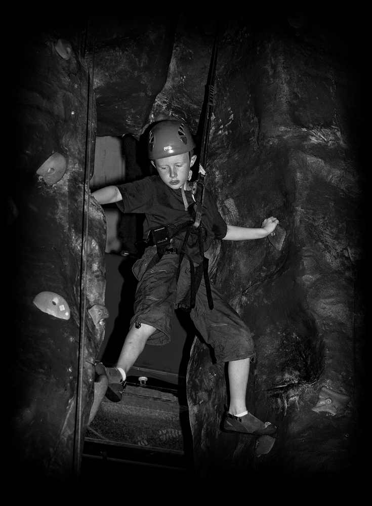 The Climber