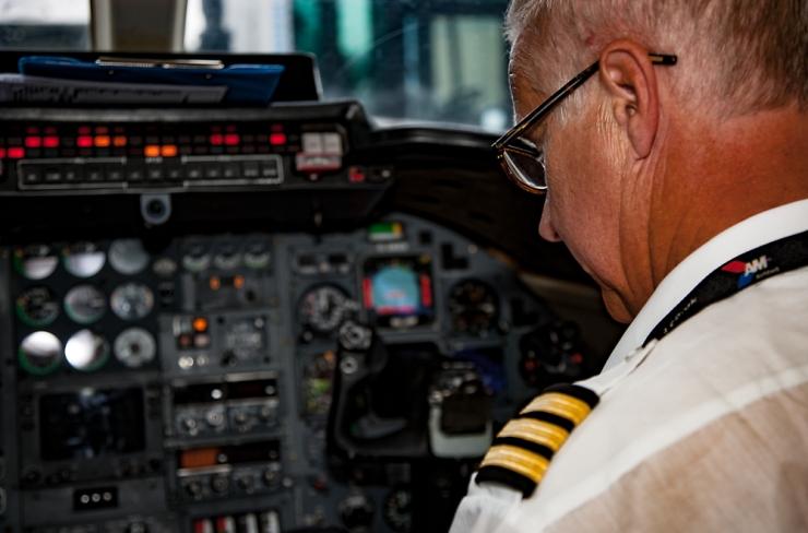 The Pre-Flight Checks
