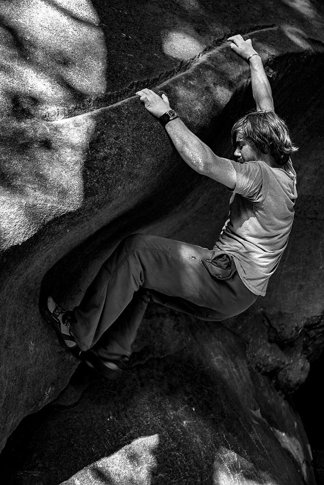 The Rock Climber