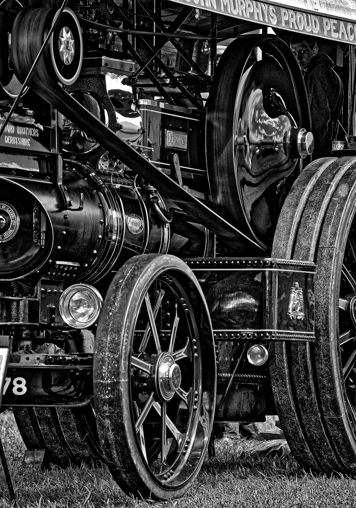 The Traction Engine