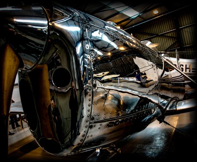 The Shiny Aircraft