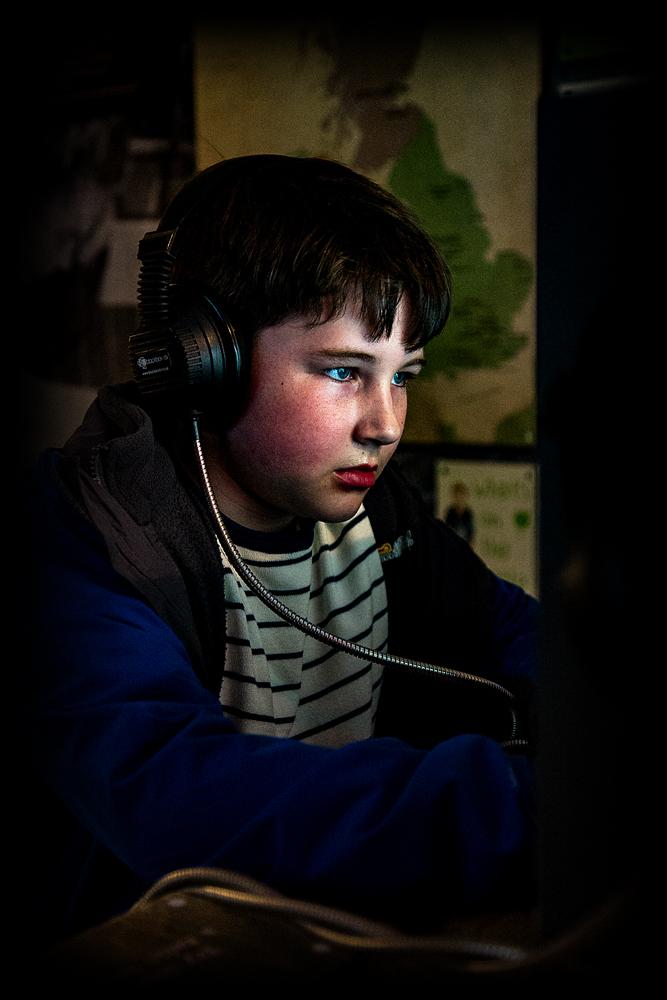 The Young Radio Operator