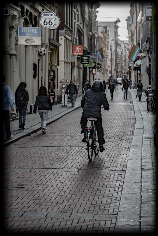 The Amsterdam Street