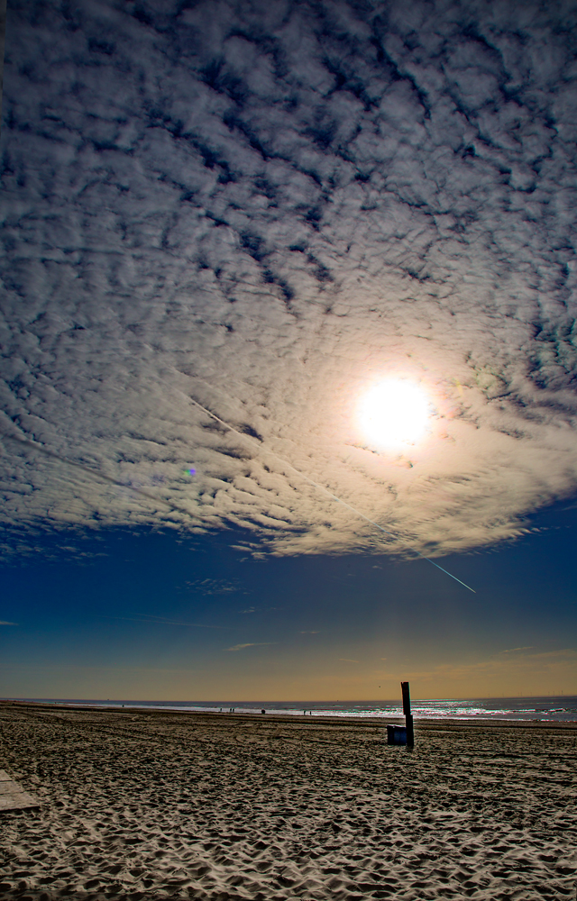 The Big Sky Over Holland