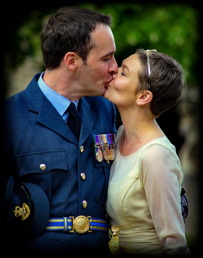 The RAF Kiss
