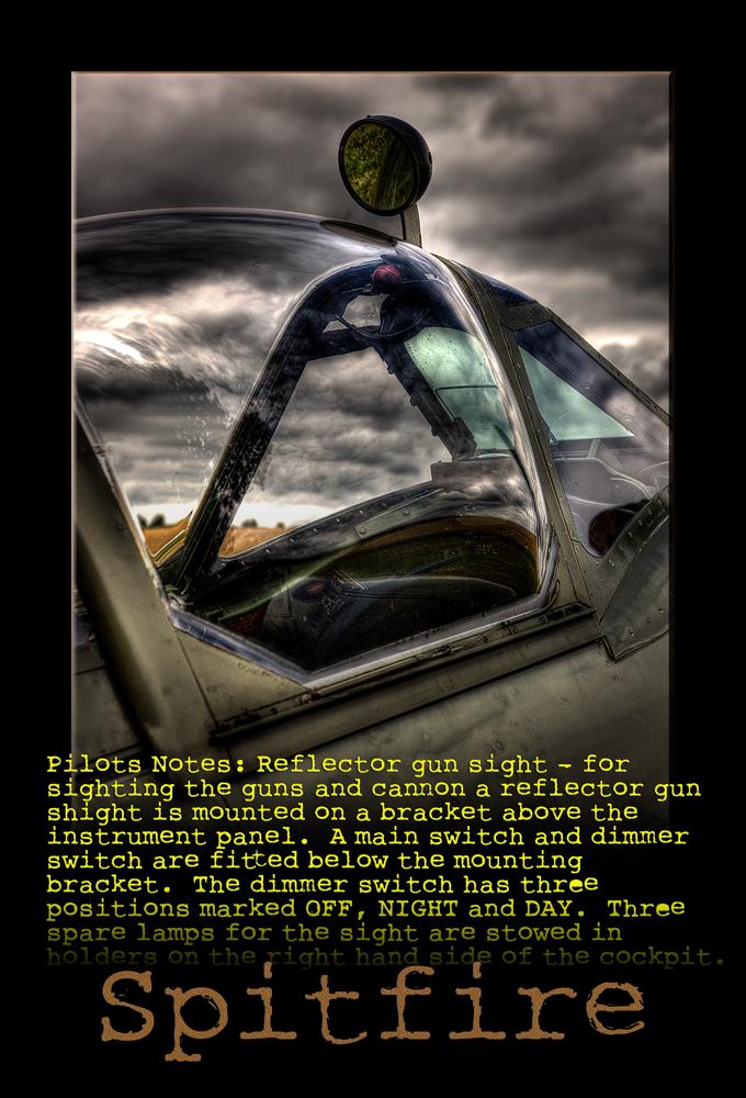 The Pilot's Notes (Spitfire)