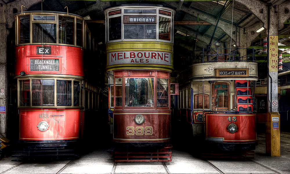 The Trams