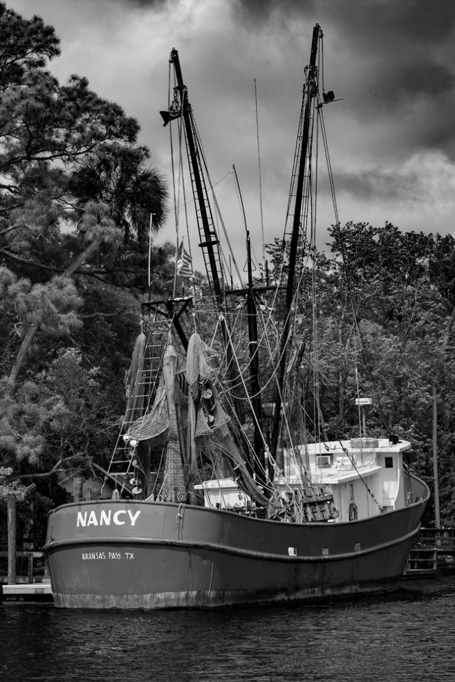 The Fishing Boat Called Nancy