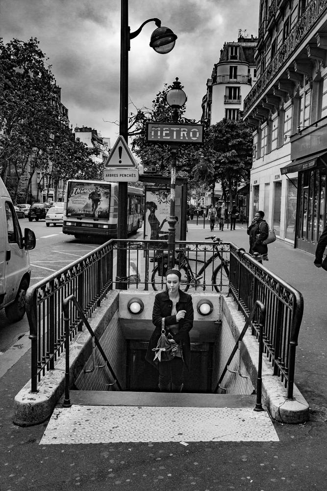 The Metro Girl