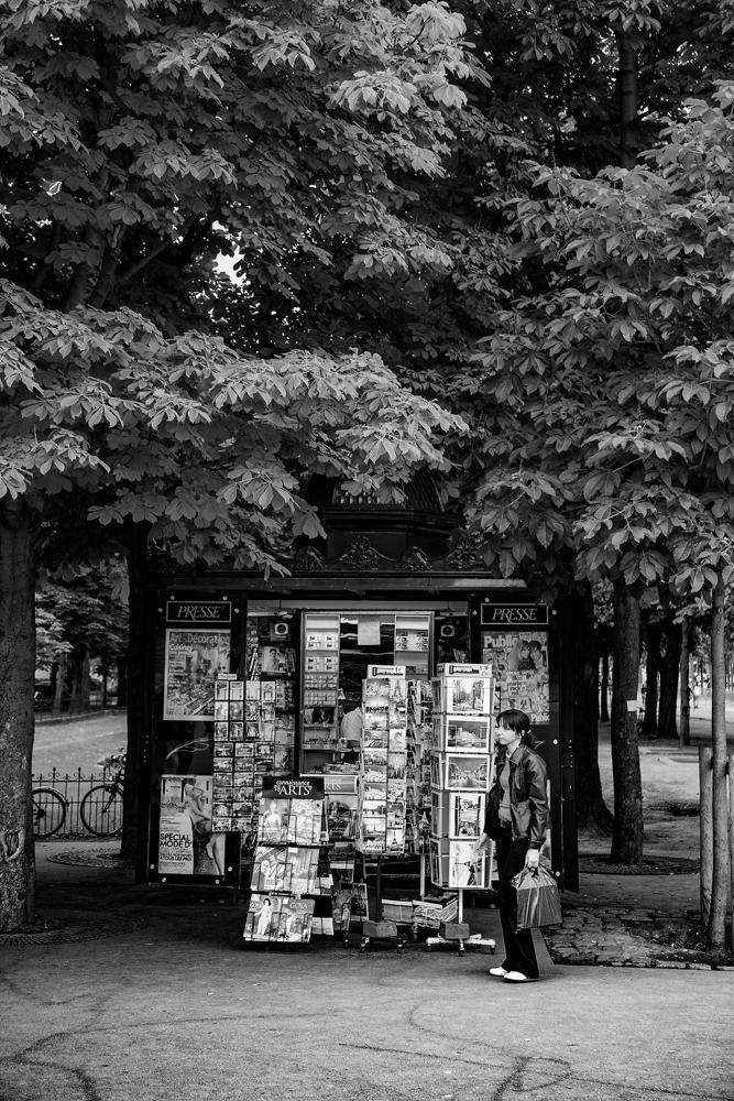 The Leafy Kiosk
