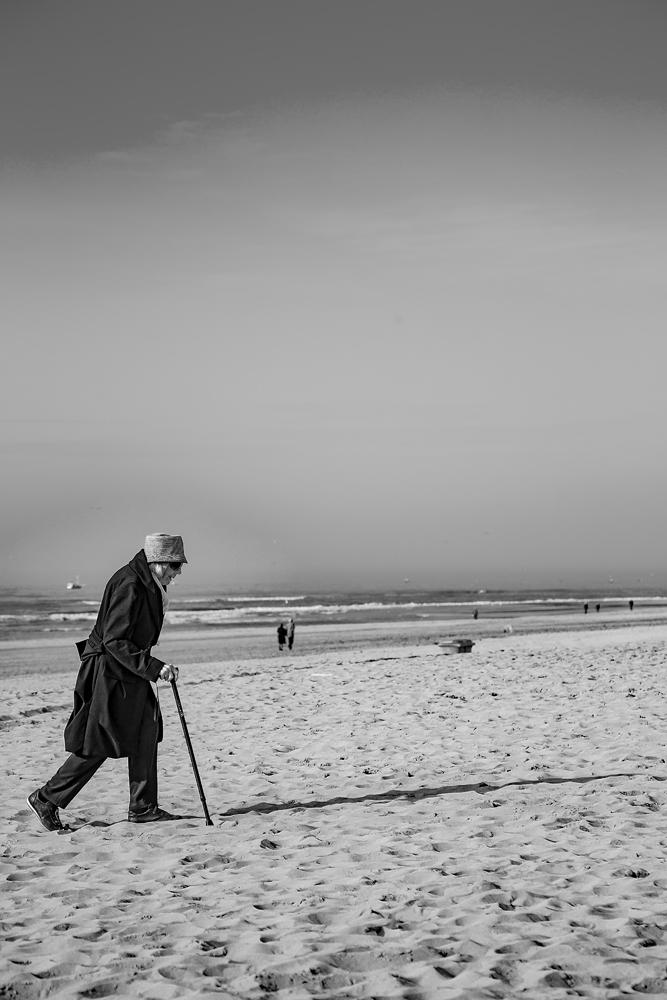 The Beach Walker
