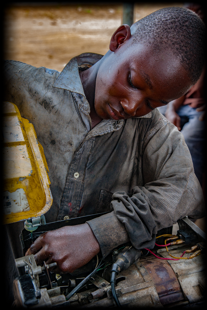 The Young Engineer