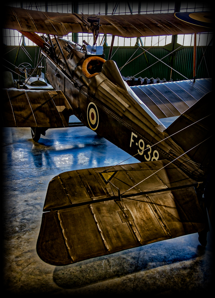 The World War 1 Fighter