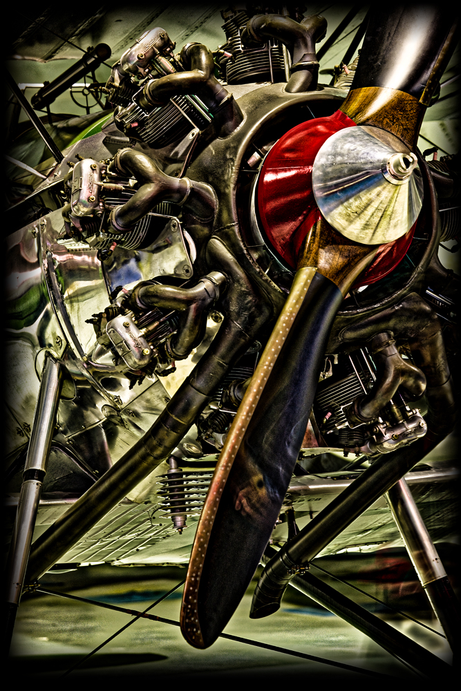 The Radial Engine