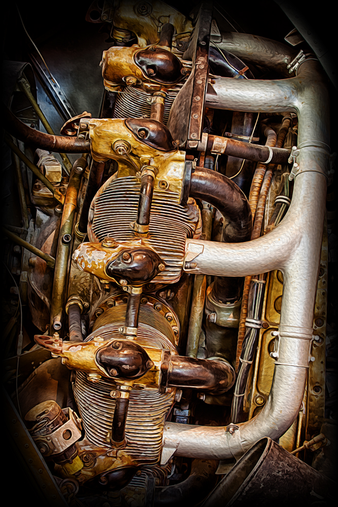 The Engine (kind of arty)