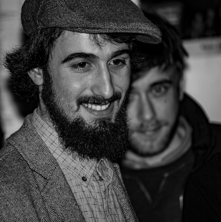 The Flat Cap and Beard