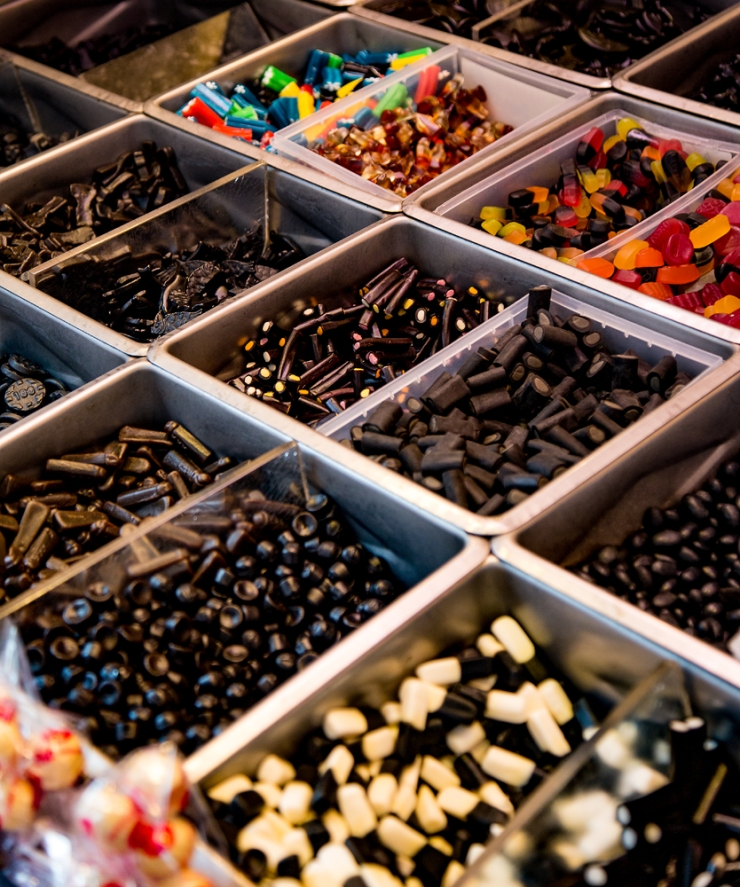 The Liquorice Stall