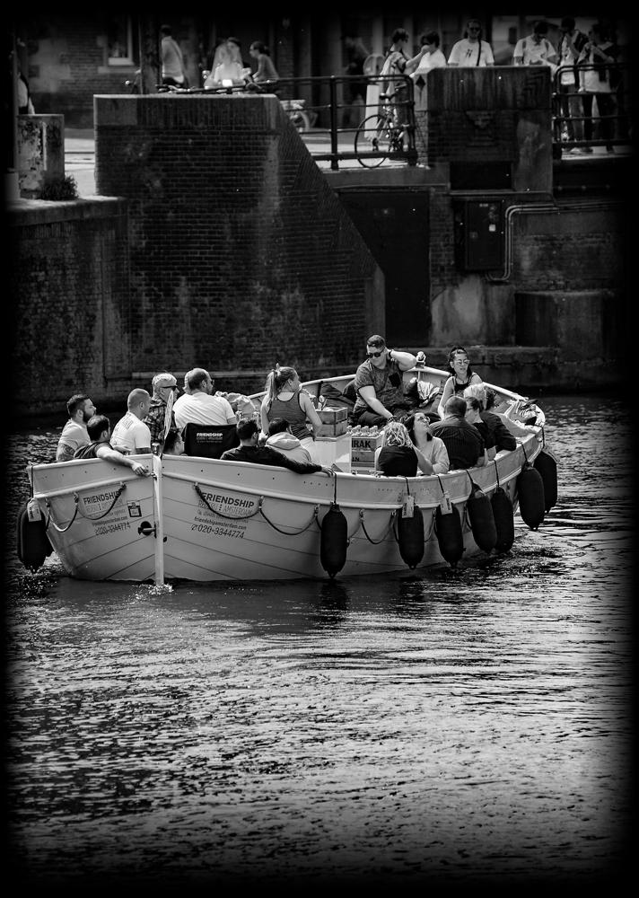 The Amsterdam Boat Trip
