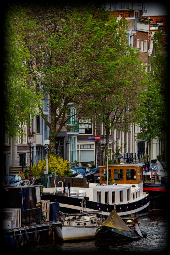 The Amsterdam Streets
